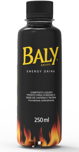 Energético Baly 250 ml Pet  x 12 un.