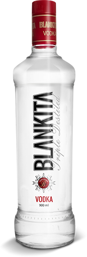 Vodka Blankita 900ml Vd x 6 un.