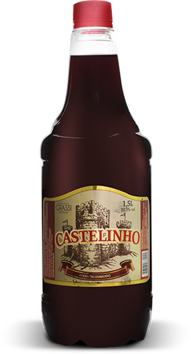 Castelinho Pet 880ml x 6 un.