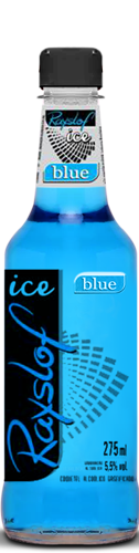 Ice Rayslof Blue 275ml Pet x 6 un.
