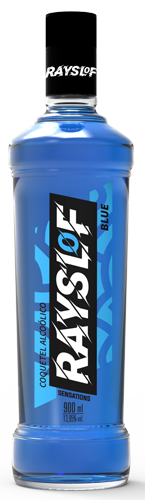 Rayslof Blue 900ml Vd x 6 un.